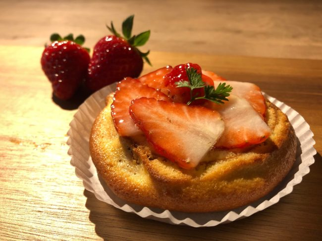 FJ Baum -strawberry-